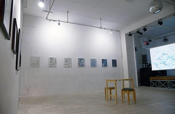 原宿ストロボカフェ